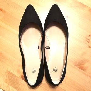 H&M Suede Flats